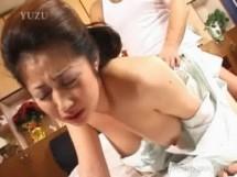 透き通るように白い胸の大きい娘が彼氏でもない男に犯されてる映像