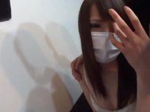 無ま○こアップ!マスク美少女のアソコを弄ぶ彼氏