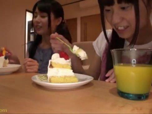 JK捕まえてケーキごちそう→その後JKをごちそうになるおっさん
