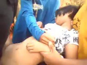タイで起きた中学生のレイプ映像がネットでお祭り騒ぎ