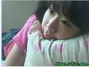 韓国でとんでもない美少女流出。完全まる見え映像www
