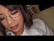 パンスト眼鏡お姉さんにフェラさせたら激しくて萌えたっ!